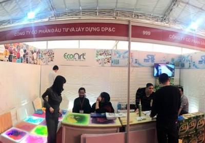 EcoArt tham gia Triển lãm Quốc tế Xây dựng Vietbuild 2016 – 24/03-28/03